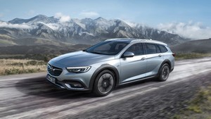 Foto Delantera Opel Insignia-country-tourer Familiar 2017