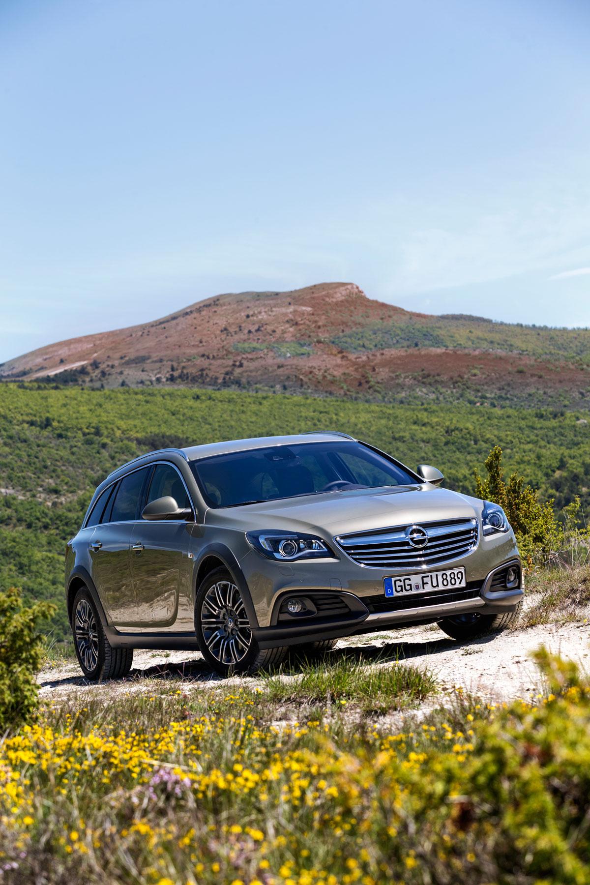 Fondo Pantalla Opel Insignia-country-tourer Suv Monovolumen 2013 Exteriores (4)