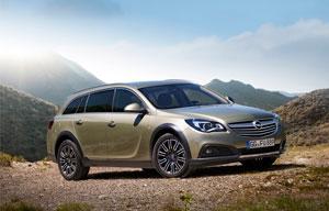 Foto Delantera Opel Insignia-country-tourer Suv Monovolumen 2013
