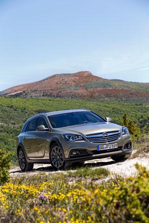 Foto Exteriores (4) Opel Insignia-country-tourer Suv Monovolumen 2013