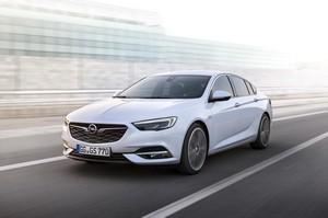 Foto Delantera Opel Insignia-grand-sport Sedan 2017