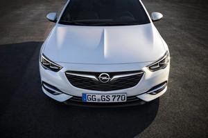 Foto Detalles Opel Insignia-grand-sport Sedan 2017