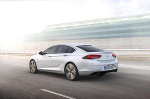 Foto Trasera Opel Insignia-grand-sport Sedan 2017