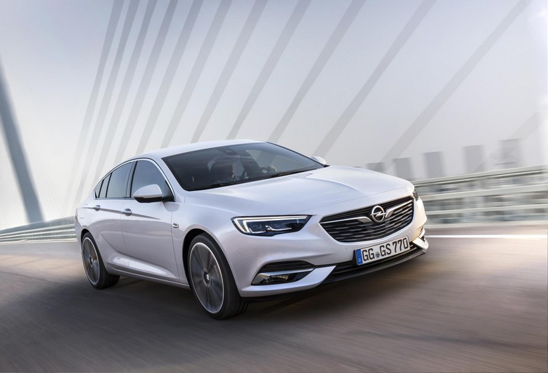 Foto Exteriores Opel Insignia-grand-sport Sedan 2017