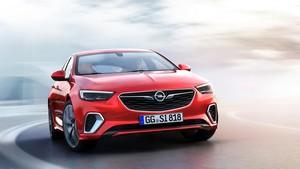 Foto Exteriores Opel Insignia-gsi Dos Volumenes 2017