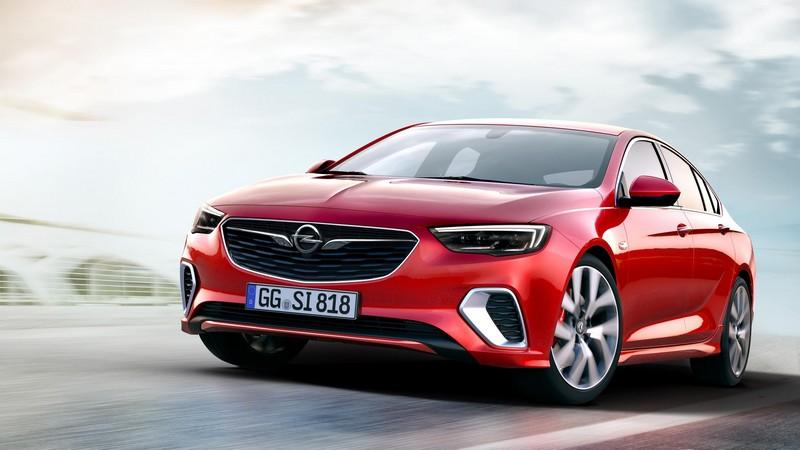 Foto Exteriores Opel Insignia Gsi Dos Volumenes 2017