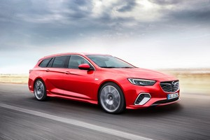 Foto Exteriores Opel Insignia-gsi-sports-tourer Familiar 2017