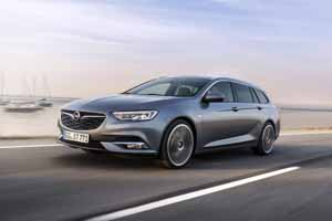 Foto Delantera Opel Insignia-sports-tourer Familiar 2017