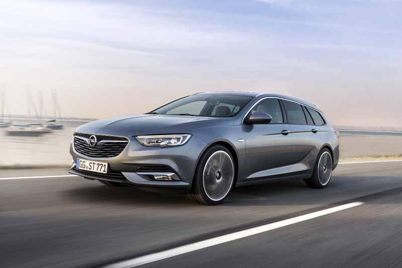 Foto Delantera Opel Insignia-sports-tourer Familiar 2017