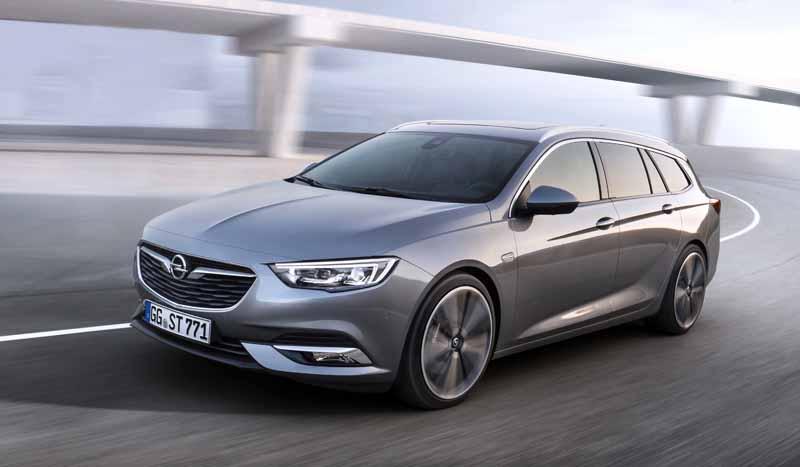 Foto Exteriores (4) Opel Insignia-sports-tourer Familiar 2017