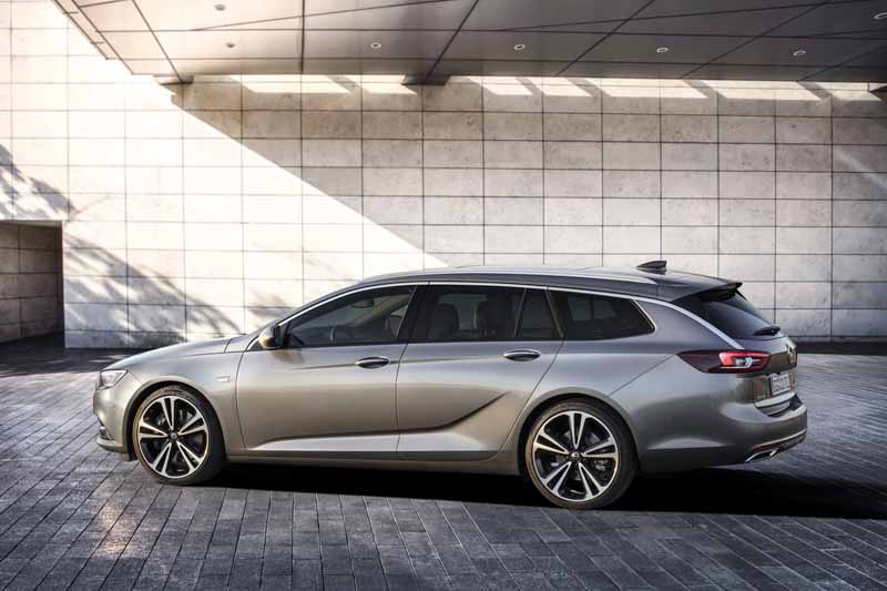 Foto Exteriores (5) Opel Insignia-sports-tourer Familiar 2017