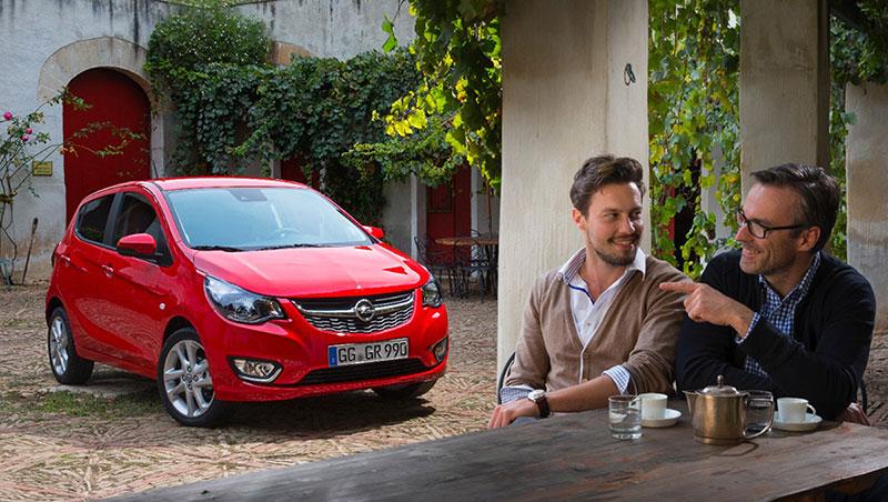 Foto Exteriores Opel Karl Dos Volumenes 2014