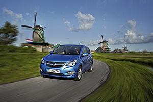 Foto Exteriores Opel Karl 001 Opel Karl Dos Volumenes 2015