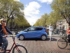Foto Exteriores Opel Karl 007 Opel Karl Dos Volumenes 2015