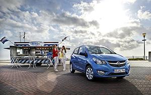 Foto Exteriores Opel Karl 009 Opel Karl Dos Volumenes 2015