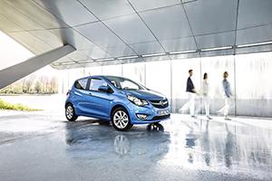 Foto Exteriores Opel Karl 010 Opel Karl Dos Volumenes 2015