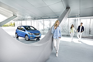 Foto Exteriores Opel Karl 011 Opel Karl Dos Volumenes 2015