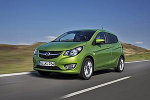 Foto Exteriores Opel Karl 014 Opel Karl Dos Volumenes 2015