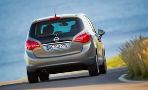 Opel Meriva -Prueba dinámica-