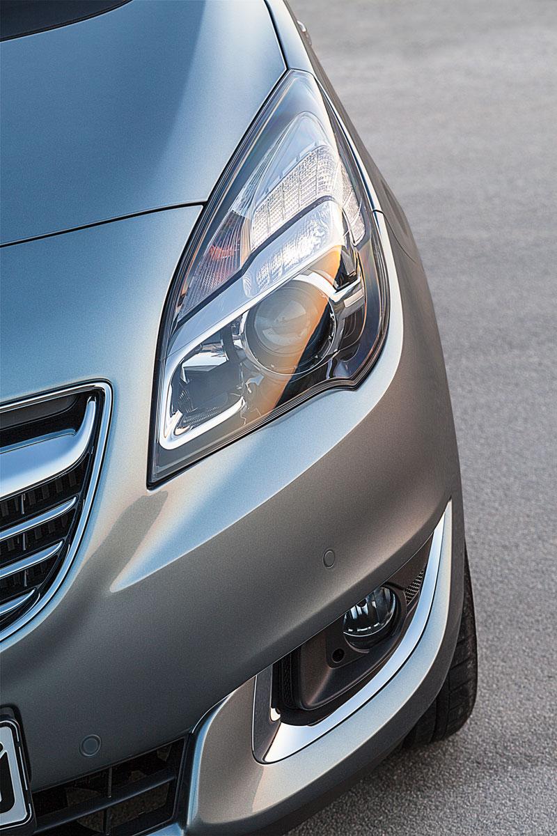 Foto Detalles Opel Meriva Monovolumen 2014