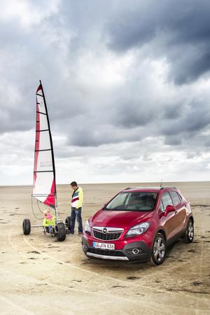 Foto Exteriores (11) Opel Mokka Suv Todocamino 2012