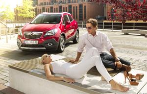 Foto Exteriores (14) Opel Mokka Suv Todocamino 2012