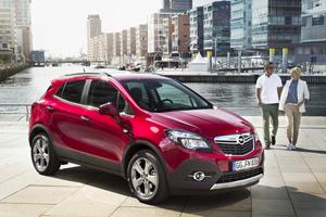 Foto Exteriores (15) Opel Mokka Suv Todocamino 2012