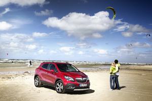Foto Exteriores (3) Opel Mokka Suv Todocamino 2012