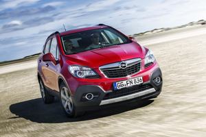 Foto Exteriores (4) Opel Mokka Suv Todocamino 2012