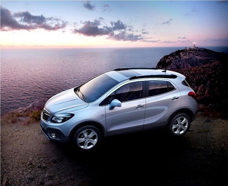 Foto Exteriores (2) Opel Mokka Suv Todocamino 2012