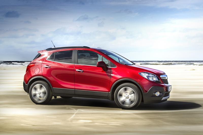 Foto Exteriores Opel Mokka Suv Todocamino 2012