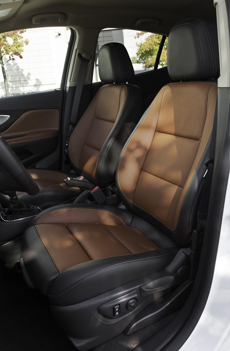 Foto Interiores Opel Mokka Suv Todocamino 2012