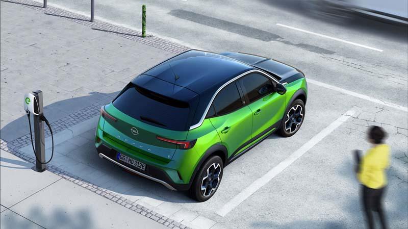 Foto Exteriores Opel Mokka Suv Todocamino 2020