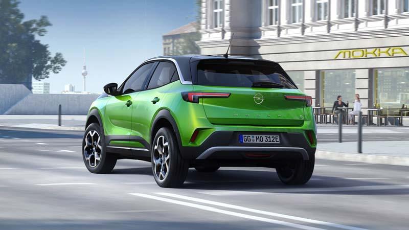 Foto Trasera Opel Mokka Suv Todocamino 2020