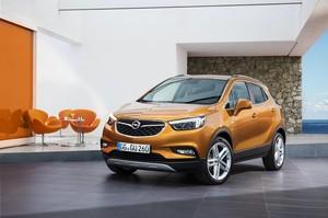 Foto Delantera Opel Mokka-x Suv Todocamino 2016