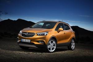 Foto Exteriores 1 Opel Mokka-x Suv Todocamino 2016