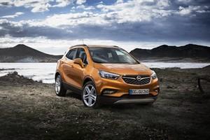 Foto Exteriores 2 Opel Mokka-x Suv Todocamino 2016
