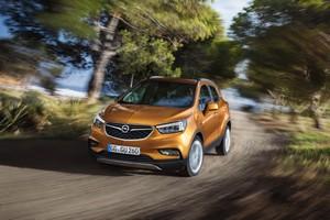 Foto Exteriores 3 Opel Mokka-x Suv Todocamino 2016