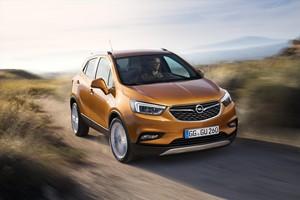 Foto Exteriores 4 Opel Mokka-x Suv Todocamino 2016