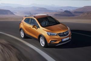 Foto Exteriores 5 Opel Mokka-x Suv Todocamino 2016