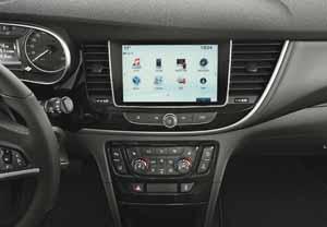 Foto Interiores 1 Opel Mokka-x Suv Todocamino 2016
