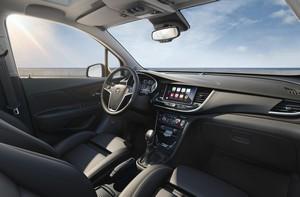 Foto Salpicadero Opel Mokka-x Suv Todocamino 2016
