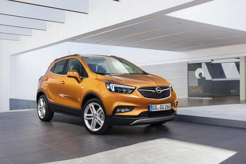Foto Exteriores Opel Mokka-x Suv Todocamino 2016