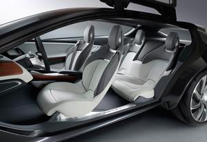 Foto Interiores Opel Monza Cupe 2013