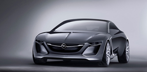 Foto Perfil Opel Monza Cupe 2013