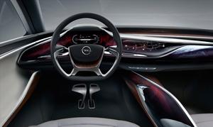 Foto Salpicadero Opel Monza Cupe 2013