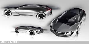 Foto Tecnicas (1) Opel Monza Cupe 2013