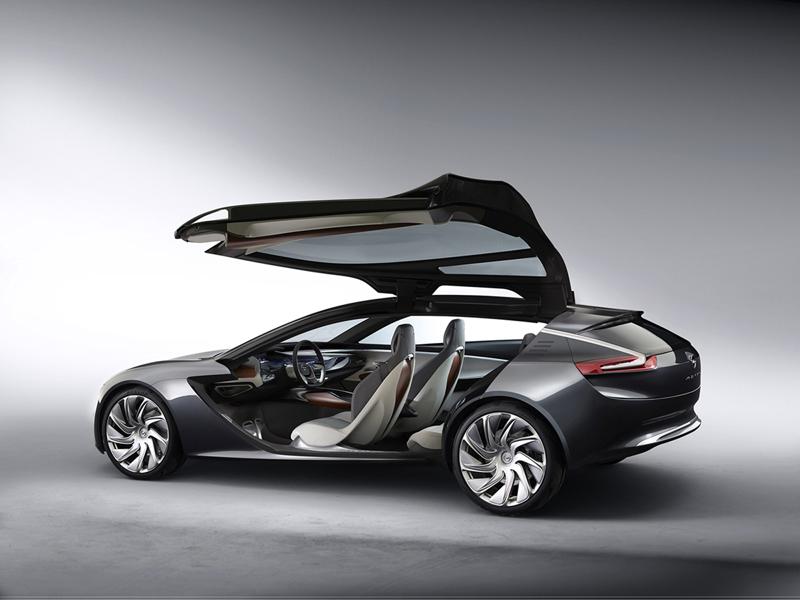 Opel Monza, concept car 2013