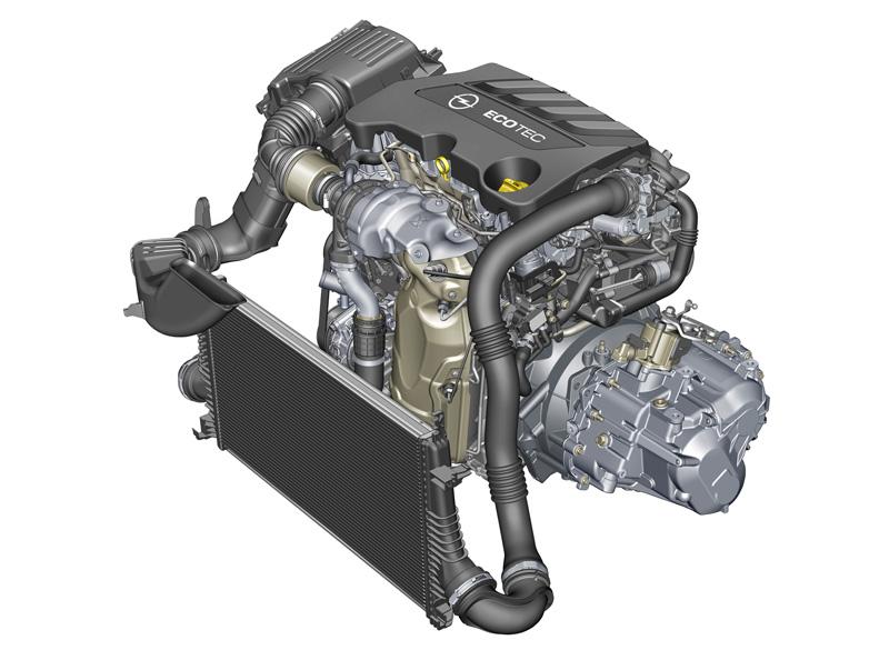 Motor 2.0 CDTI 170 CV de Opel