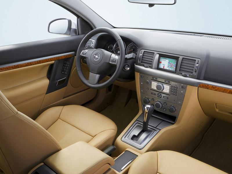 Foto Salpicadero Opel Vectra Dos Volumenes 2008
